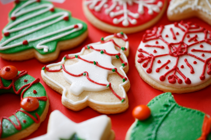 Christmas Cookies Think Fast