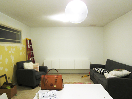 Room half