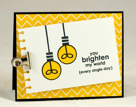 Brighten My World Card #32
