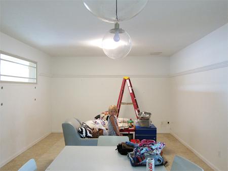 Room paneling