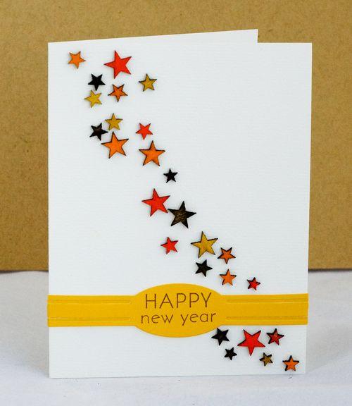 Starry Happy New Year