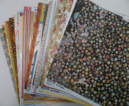 Patterned Paper 3