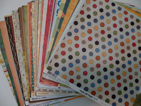 Patterned Paper 2